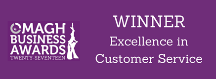 excellence in customer services award