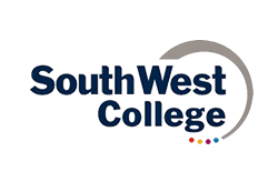 south west collage logo